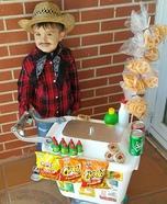 Paletero Man Homemade Costume
