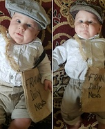 Paper Boys Homemade Costume