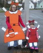 Paper Dolls Costumes
