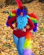 Parrot Homemade Costume