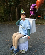 Party Pooper Homemade Costume