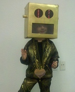 Party Rock Anthem Shuffle Bot Halloween Costume