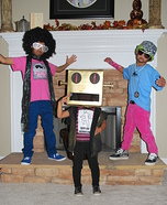 Party Rockers Costumes for Kids