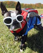 Patriotic Skydiver Costume