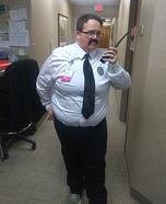 Paul Blart Mall Cop Homemade Costume