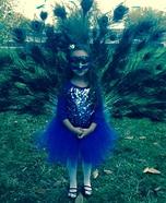 Peacock Homemade Costume