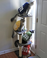 Peanut M&M's Cats Costume