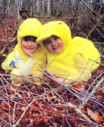 Peeps in a Nest Costume