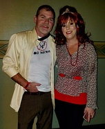 Peg and Al Bundy Homemade Costume