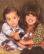Peggy & Al Bundy Homemade Costume