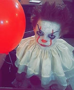 Pennywise Homemade Costume
