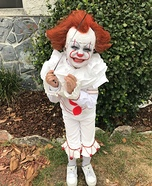 Pennywise 2017 Homemade Costume