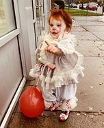 Pennywise Baby Homemade Costume