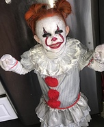 Pennywise Girl Homemade Costume