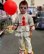 Pennywise (IT) Homemade Costume