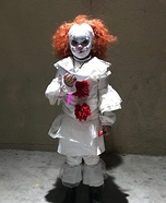 Pennywise IT Homemade Costume