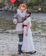 Pennywise & Annabelle Homemade Costume