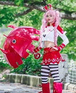 Perona Homemade Costume