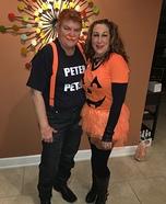 Peter Peter Pumpkin Eater Homemade Costume