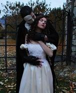 Phantom of the Opera & Christine Daae Homemade Costume