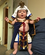 Pharaoh of the Nile Baby Costume