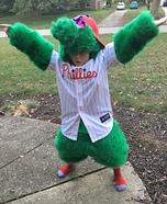 Philly Phanatic Homemade Costume
