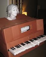 Piano Homemade Costume