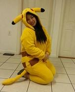 Pikachu Adult Costume