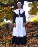 Pilgrim Homemade Costume