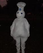 Pillsbury Dough Boy Homemade Costume