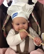 Pillsbury Dough Girl Baby Costume