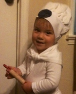 Pillsbury Doughboy Costume