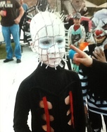 Pin Head Homemade Costume