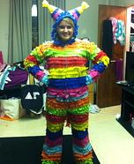 Women's DIY Pinata Costume