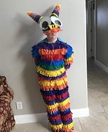 Piñata Homemade Costume