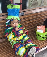 Pinata Homemade Costume
