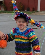 Infant Pinata Costume