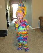 Pinata Baby Homemade Costume