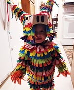 Pinata Baby Homemade Costume