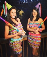 Creative DIY Costume Ideas for Women - DIY Pinata Costumes
