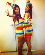 Pinatas DIY Costumes