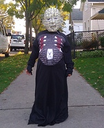 Pinhead Costume for Kids