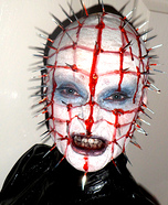 Pinhead from Hellraiser Costume