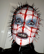 Scary costume ideas - Pinhead Costume