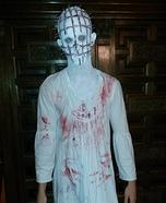 Pinhead Homemade Costume