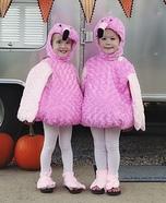 Pink Flamingo Costumes