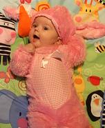 Pink Wabbit Baby Costume