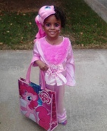 Pinkie Pie Homemade Costume