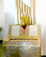 Pipe Organ Costume