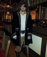 Pirate Homemade Costume